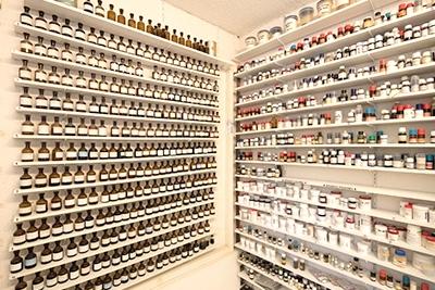 aromathèque, société CARIF
