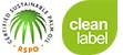 certification RSPO et Clean Label Carif groupe